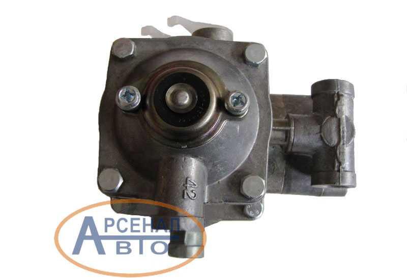 клапан прицепа с клапаном обрыва